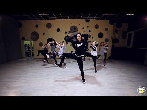 Tinashe ft. Iggy Azalea - All Hands On Deck   street funk choreography Olga Zholkevska   D.side