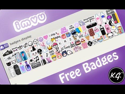 Imvu Free Cat Badges