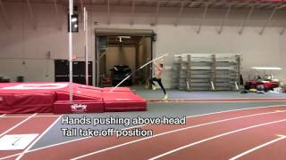 Most Important Drill in Pole Vaulting: RPD