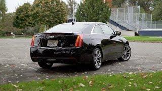 Cadillac ATS Coupe 2015 Videos