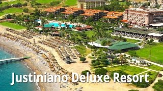 Justiniano Deluxe Resort - Alanya | Dostur