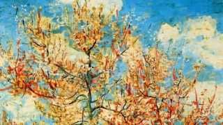 Vincent Van Gogh - Artiste Peintre - (1853-1890)-Musique : Chopin - Piano Concerto N°1 in E minor