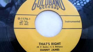 Video Danny james - That's right download MP3, 3GP, MP4, WEBM, AVI, FLV November 2017