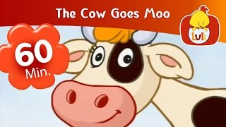 The Cow Goes Moo | Luli TV Specials | Cartoon for Children - Luli TV