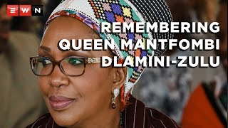 Speaking on behalf of her brother Prince Misuzulu Zulu, Princess Ntandoyesizwe Zulu said that their mother, Queen Mantfombi Dlamini Zulu, would be missed, particularly for her contribution to the Zulu Kingdom. The princess also thanked Prince Mangosuthu Buthelezi for his continued support during the recent passing of both the king and queen.  #RIPQueenMantfombi #PrinceMisuzulu #MangosuthuButhelezi