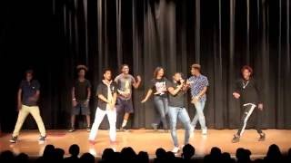 Chythegreatest - Performing Live @ Conyers Middle School