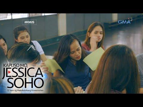 Kapuso Mo, Jessica Soho: Viral good vibes lang!