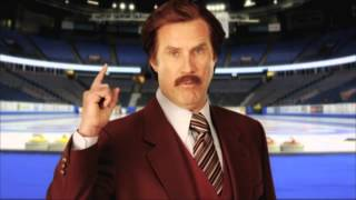 Ron Burgundy Joins TSN for the Tim Horton