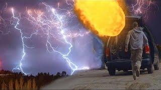 Тайны молний. Шаровая молния: аномальные явления природы .  Секс амазонки.
