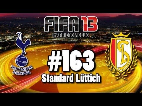 Let's Play FIFA 13 #163 - Standard Lüttich | Euroleague Gruppenphase [deutsch/HD] [Karrieremodus]
