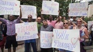 Trump 2016- No Longer the Silent Majority