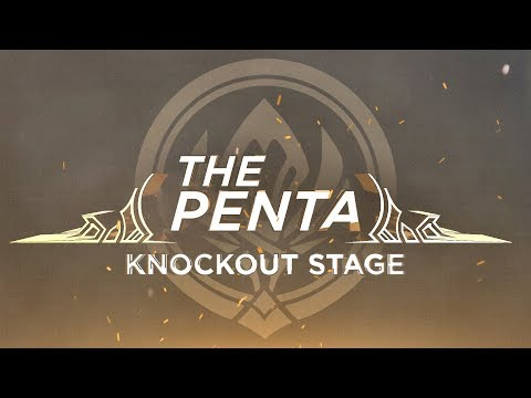 The Penta: 2018 MSI Knockout Stage