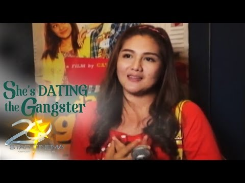 she is dating a gangster songs Watch she's dating the gangster, she's dating the gangster full free movie online hd it all started when 17-year-old athena dizon unwittingly plays a trick on resident heartthrob and bad boy, kenji de los reyes.