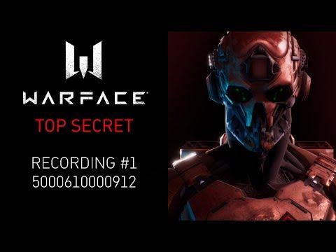 Warface: Совершенно секретно — Recording #1