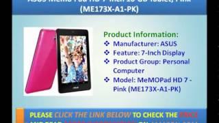 ASUS Memo Pad HD 7 Inch 16 GB Tablet
