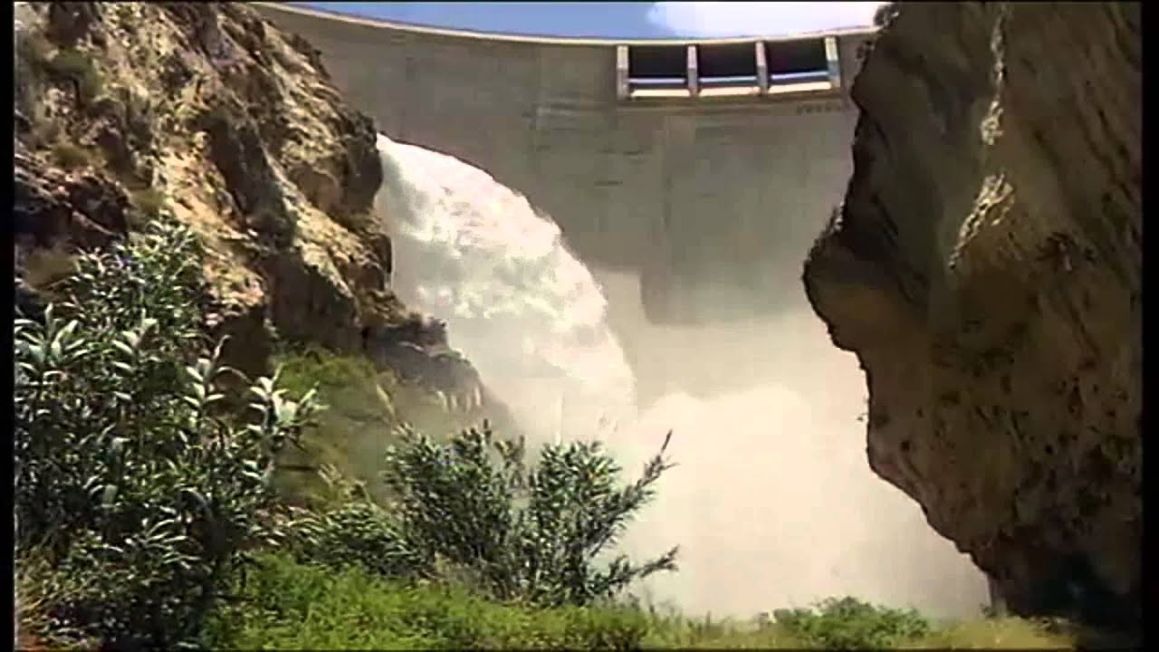 Gestión de los recursos hídricos: la regulación del agua mediante embalses