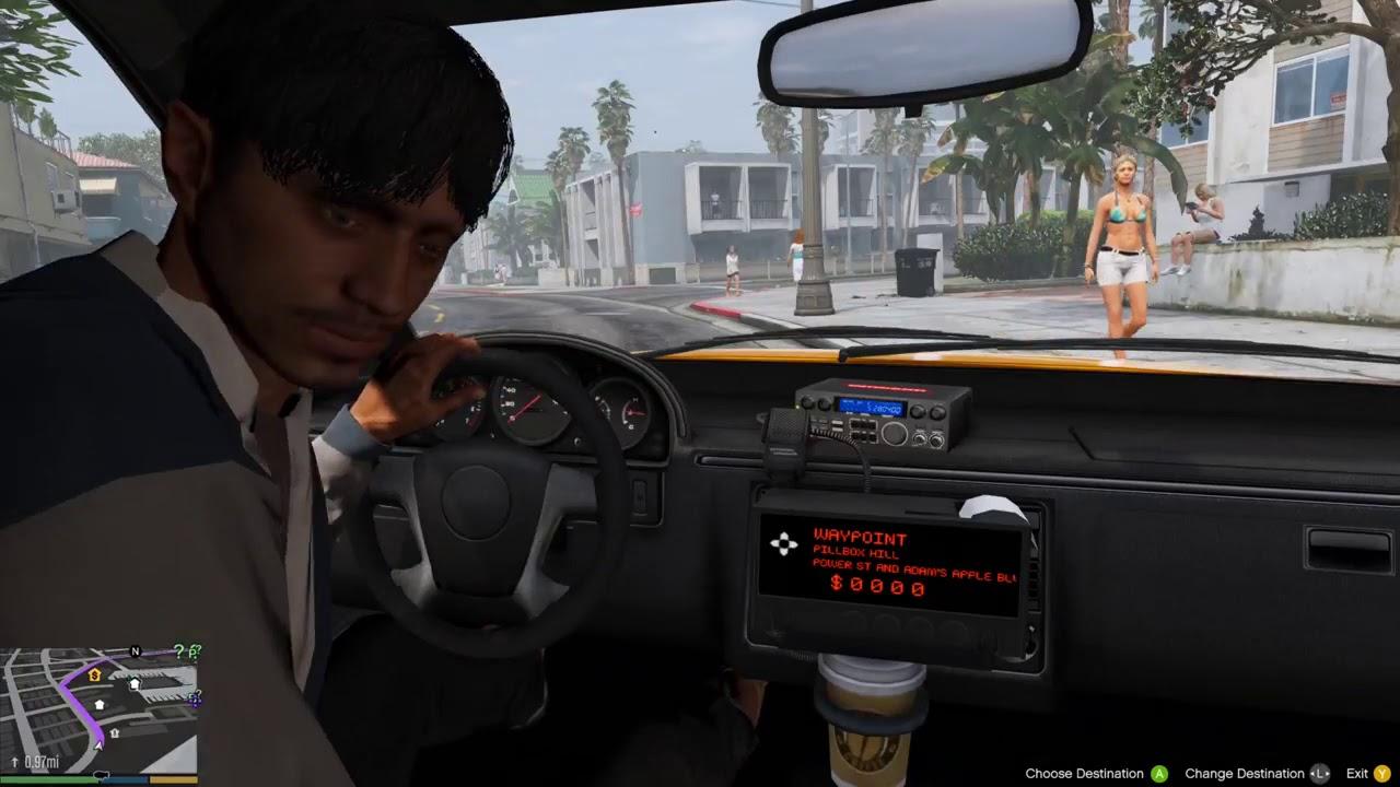 GTA 5 ROLEPLAY Real Life Vlogs #1 GTA Car Reveal 2010