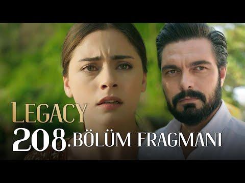 Emanet 208  Bölüm Fragmanı | Legacy Episode 208 Promo