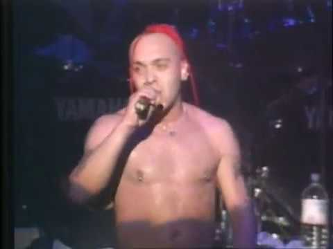 The Exploited - Fuck the USA , Live @ Japan 1991.