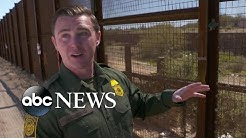 Building the border wall through the pandemic