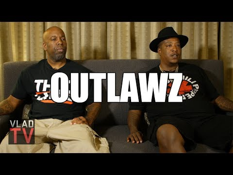 Young Noble on Being Last Outlawz Member, Recording Makaveli in 3 Days