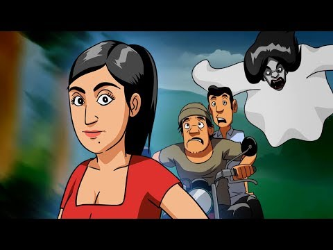 Kartun Lucu - Hantu Penggoda - Funny Cartoon