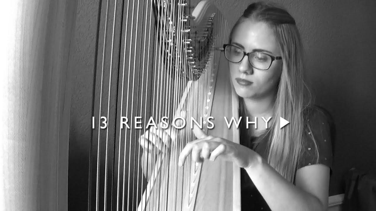 lord-huron-the-night-we-met-13-reasons-why-harp-cover-olga-kocab-harp