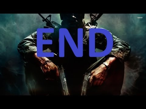 Call of Duty: Black Ops HD 1080p Gameplay Walkthrough ENDING - Final Mission