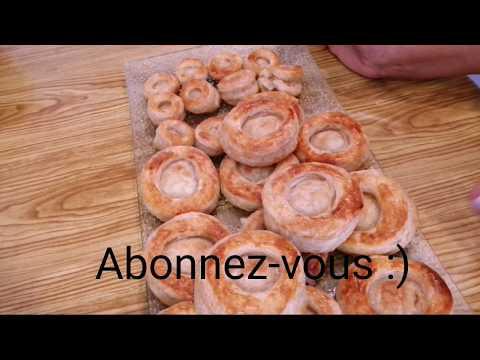 recette-pâte-feuilletée-(facile)-volovan-maison-(vol-au-vent)