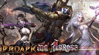 Gazua Heroes Saga Gameplay Android / iOS