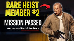 GTA Online RARE Casino Heist Member #2 Location Guide - Expert Gunsmith Patrick McReary