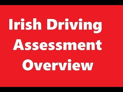 Irish Driving Assessment Overview