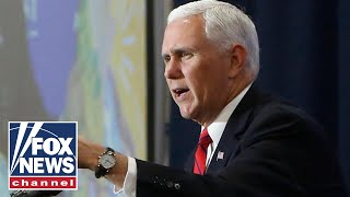 Pence speaks at Defend the Majority rally