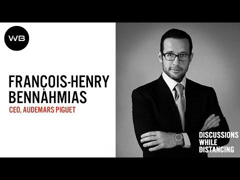 A Conversation with Audemars Piguet CEO François-Henry Bennahmias     WatchBox Studios
