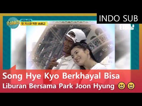 Song Hye Kyo Berkhayal Bisa Liburan Bersama Park Joon Hyung 😆😆😆  #LifeBar 🇮🇩 INDO SUB 🇮🇩