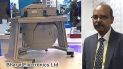 Electronics Giant BEL's Grand Pavilion at Aero India 2019