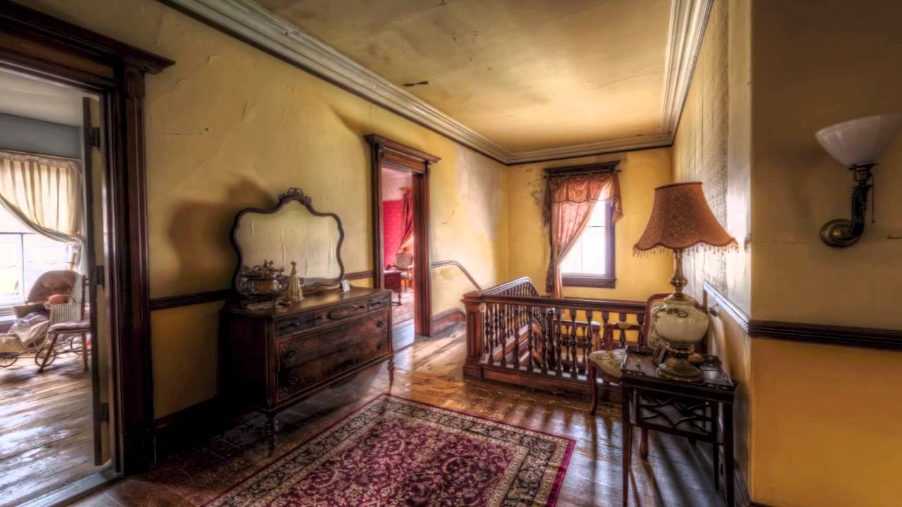EVP from Haunted Victorian Mansion SK Pierce Mansion
