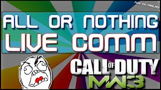 All or Nothing Live Commentary #30