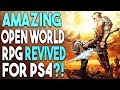AMAZING Open World RPG REVIVED for PS4?! GREAT PS4 Game Deals!