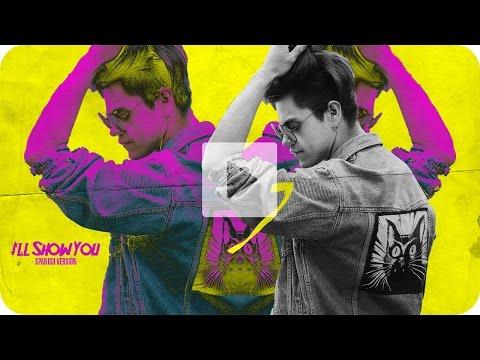 Ill Show You spanish  - Kevin Vásquez Lyric
