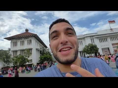 Étudier à l'étranger - Visite de Jakarta (DAY 3)