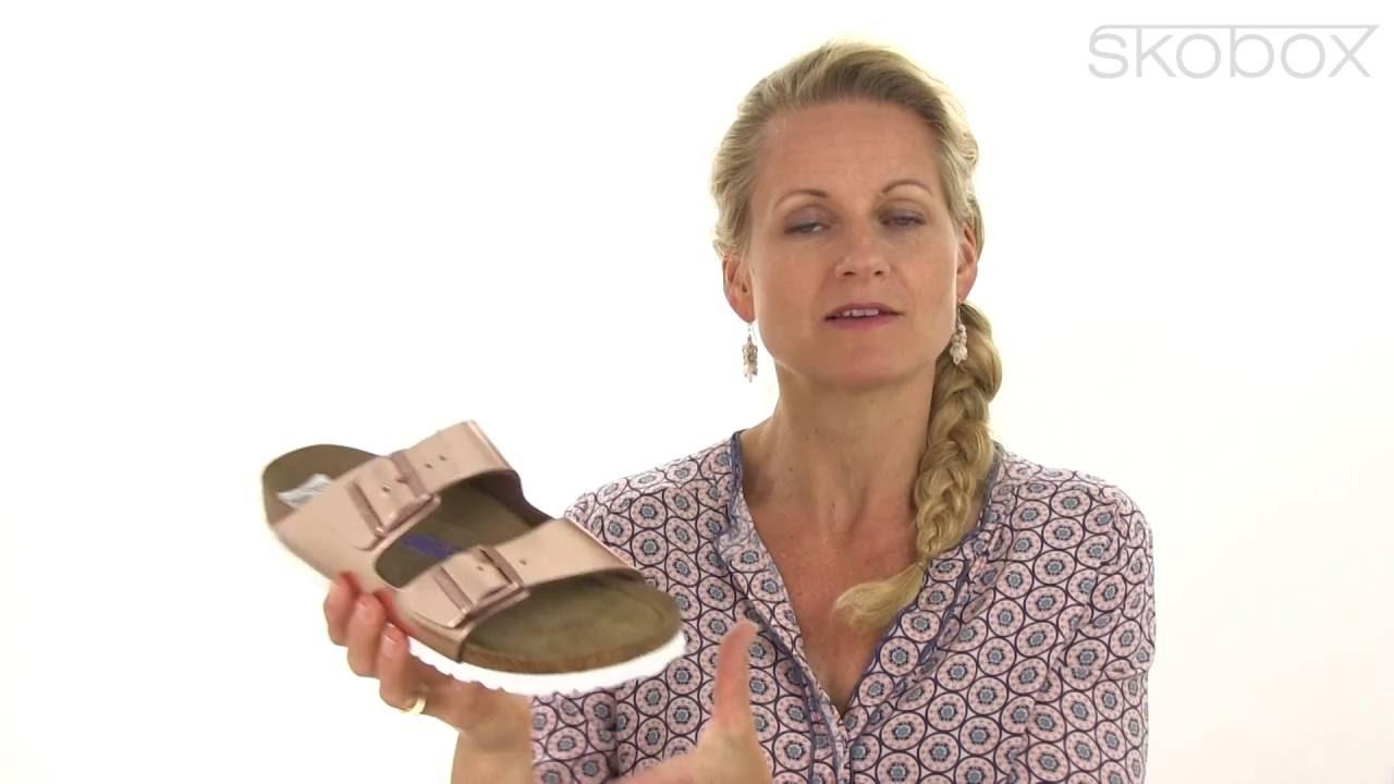 Birkenstock   Bronze Slippers by Skobox