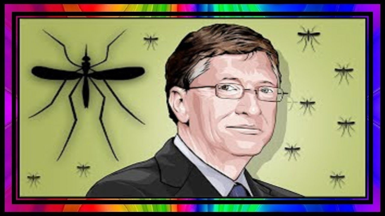 Gates & Military Funded Mosquito Vaccine Delivery + Gates Backed Company To Release GM Mosquitoe