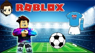 ROBLOX INDONESIA | MAKE A SOCCER STADIUM