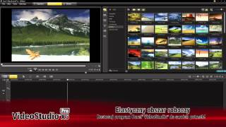 Nowosci w programie VideoStudio Pro X5!