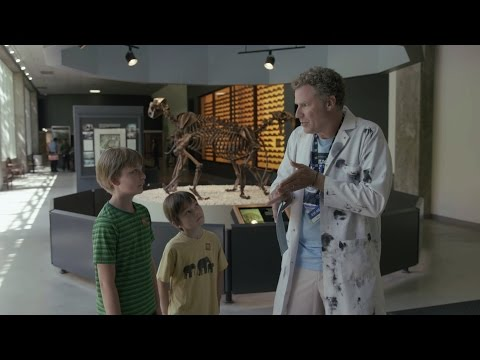 How smart were saber-toothed cats? Dr. Will Ferrell explains #HowDoYouMuseum
