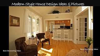 Design kitchen living room combo - 2  Modern Style Kitchen decor Design Ideas & Picture