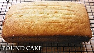 How To Make The Best Pound Cake Recipe (thanksgiving)