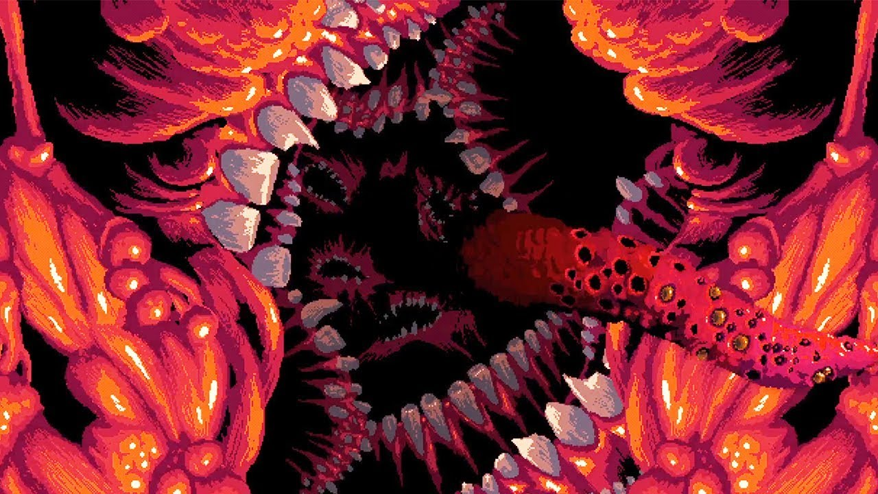 Carrion I M A Horrific Tentacle Monster That Gets Bigger From Eating People Youtube