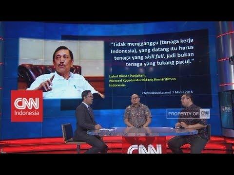 Pengamat : Indonesia Ingin Berutang Tapi Harus Sepaket dengan Tenaga Kerja dari Tiongkok